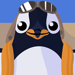 Amelia the Penguin